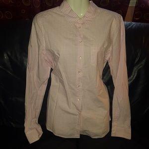 Joe Fresh Button Down Shirt Sz M